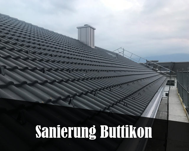 Sanierung Buttikon